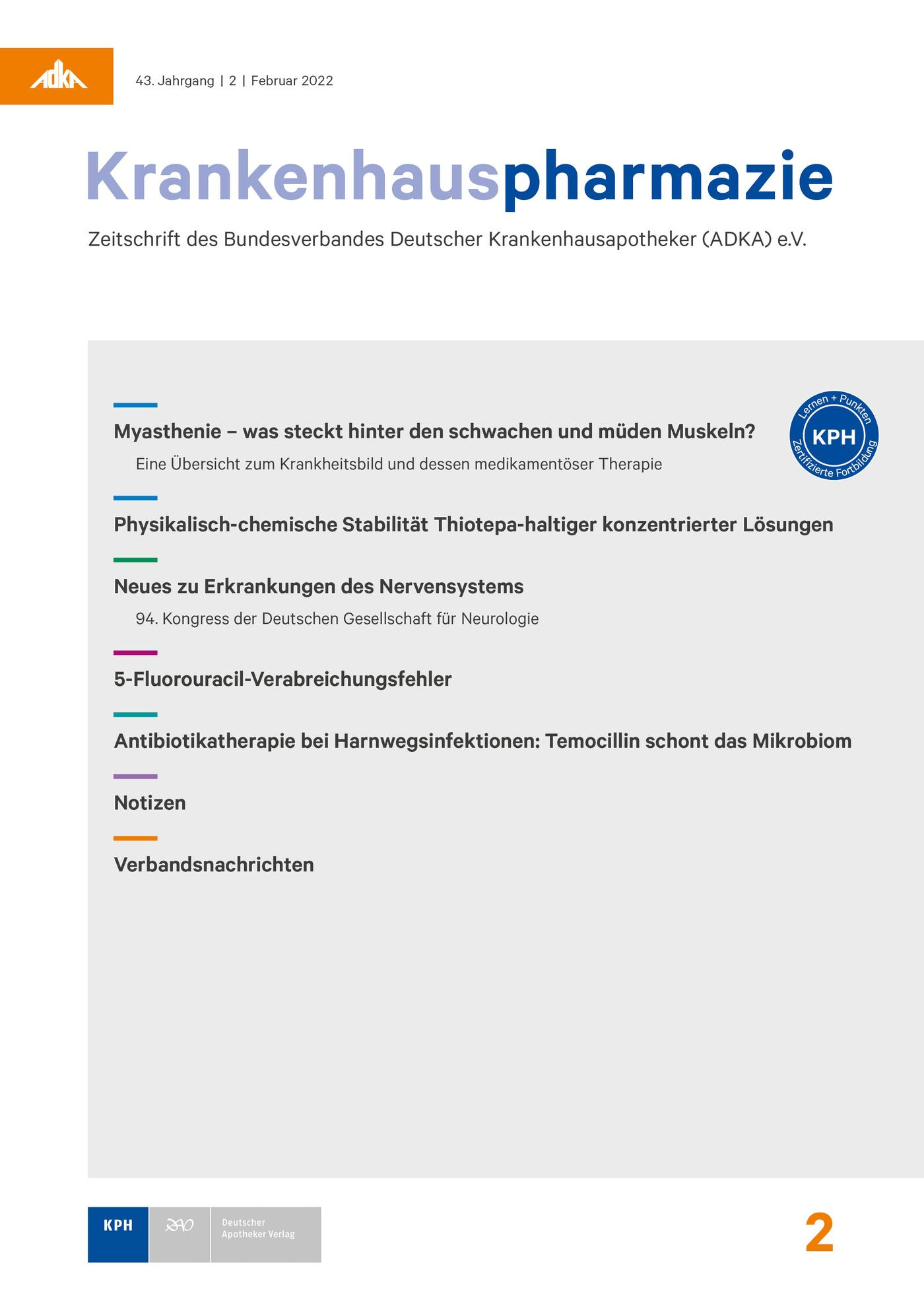 Shop - Mediengruppe Deutscher Apotheker Verlag