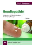 Cover für 'Homöopathie für die Kitteltasche'