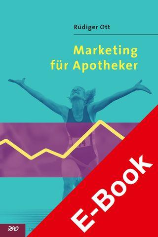 Cover für 'Marketing für Apotheker'