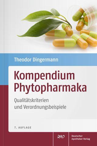 Cover für 'Kompendium Phytopharmaka'