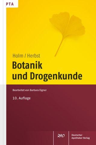Cover für 'Botanik und Drogenkunde'