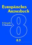 Cover für 'Europäisches Arzneibuch 8. Ausgabe, 3. Nachtrag'