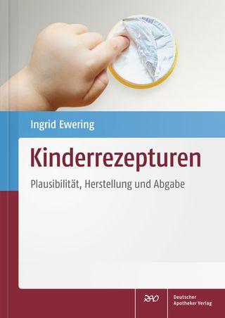 Cover für 'Kinderrezepturen'