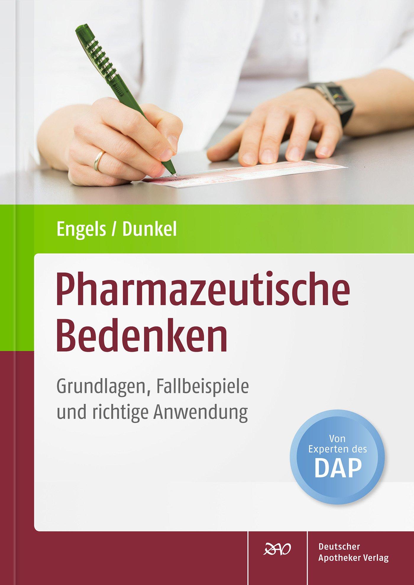 Cover für 'Pharmazeutische Bedenken'