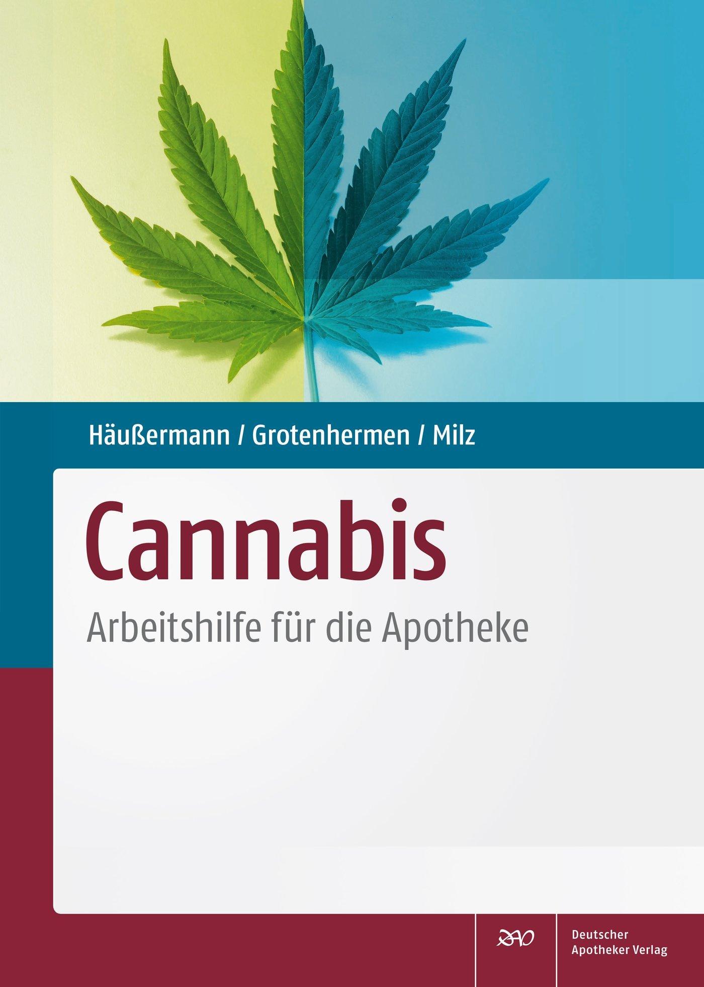Cover für 'Cannabis'