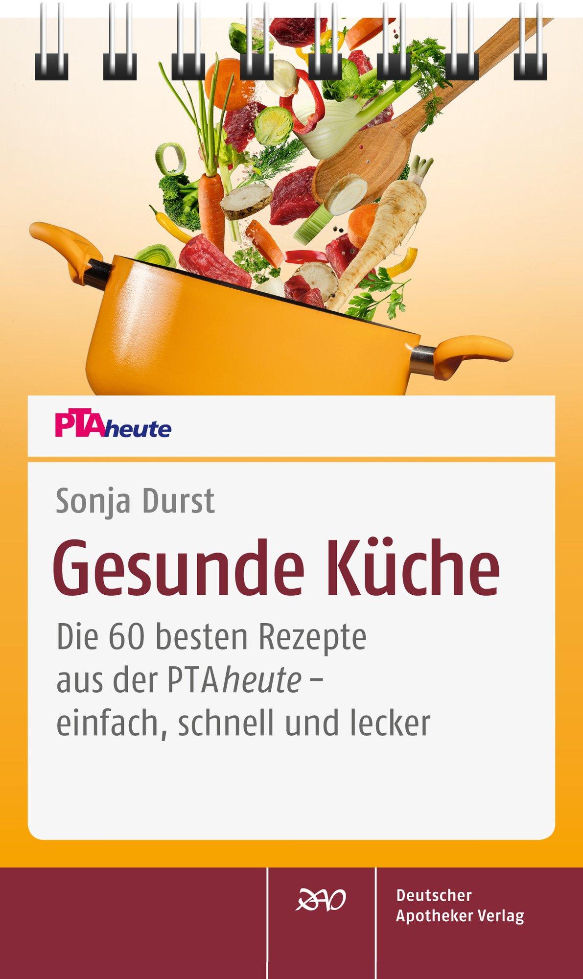 Cover für 'Gesunde Küche'