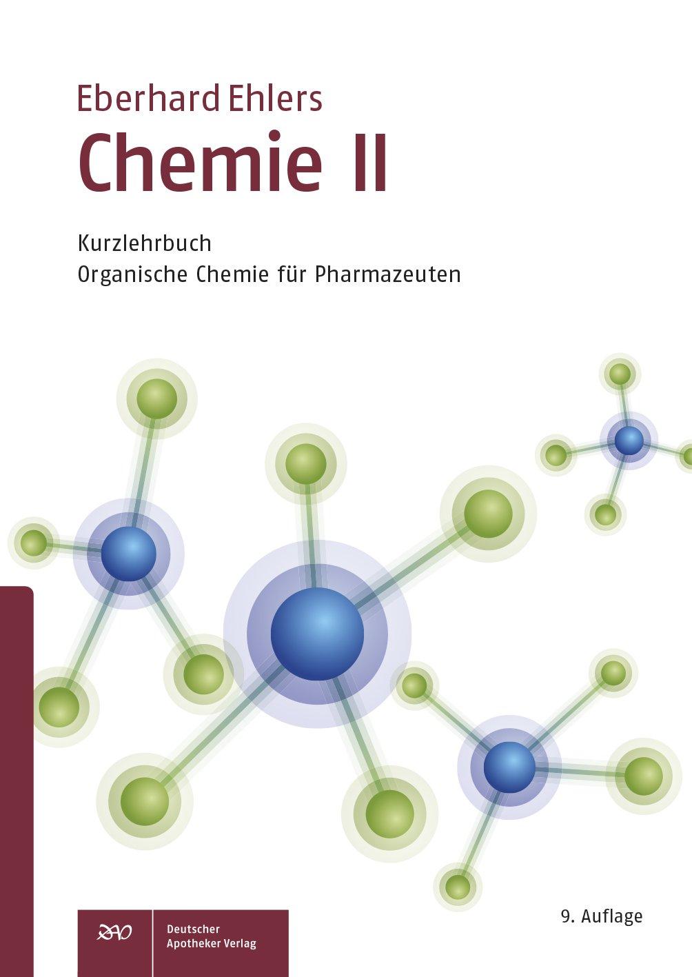 Cover für 'Chemie II - Kurzlehrbuch'