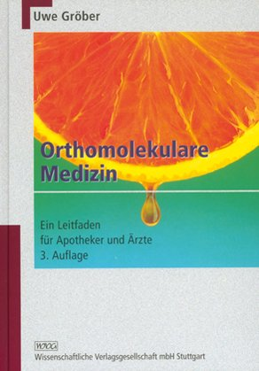 Cover für 'Orthomolekulare Medizin'