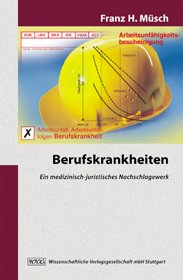 Cover für 'Berufskrankheiten'