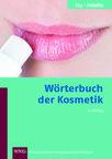 Cover für 'Wörterbuch der Kosmetik'