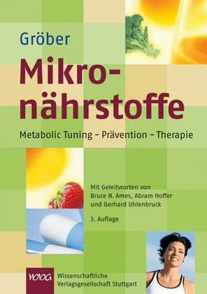 Cover für 'Mikronährstoffe'