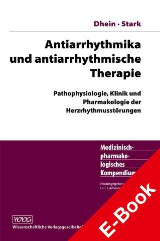 Cover für 'Antiarrhythmika und antiarrhythmische Therapie'