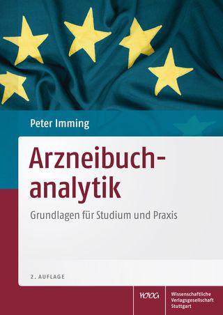 Cover für 'Arzneibuchanalytik'