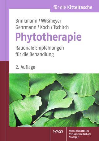 Cover für 'Phytotherapie'