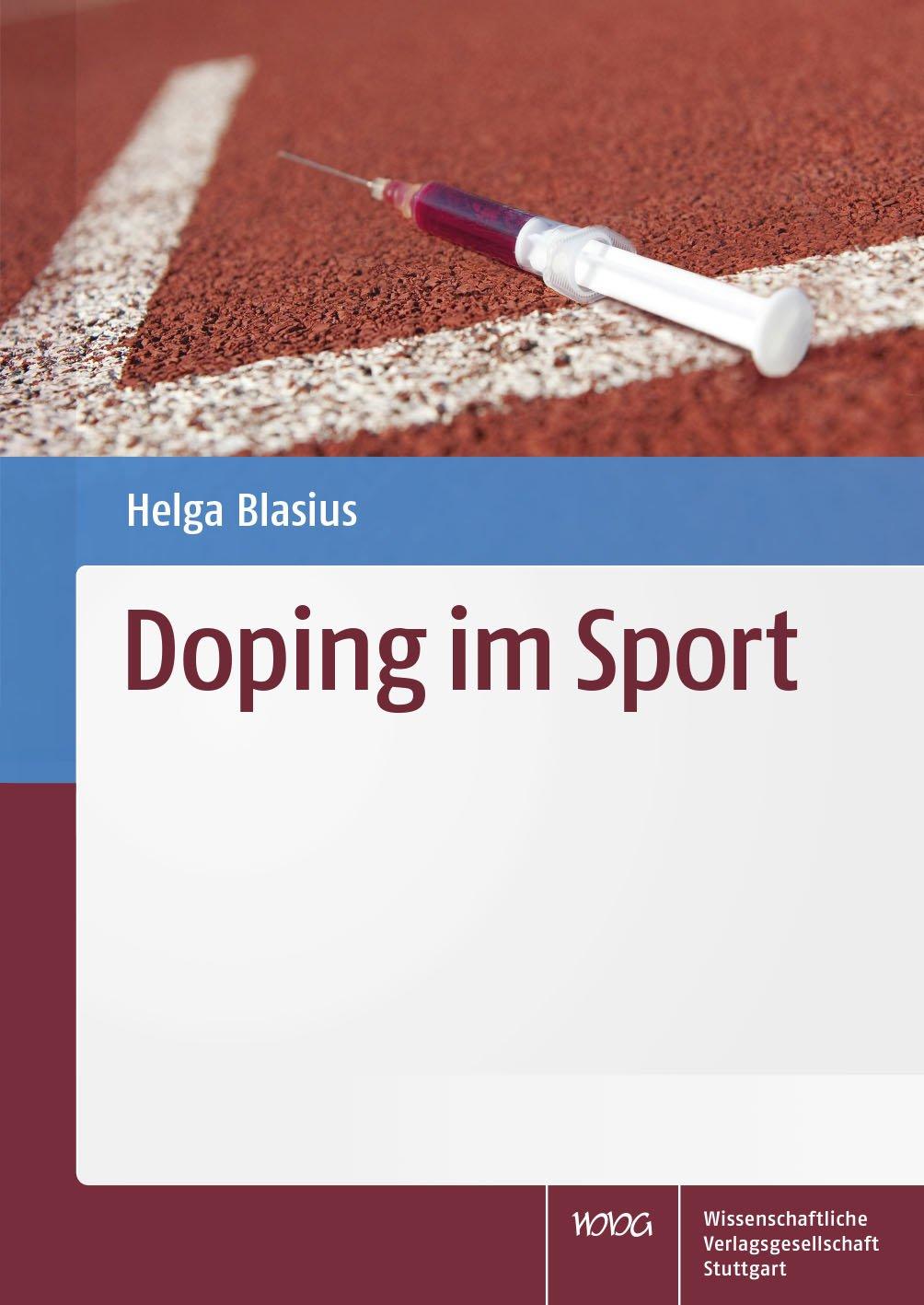 Cover für 'Doping im Sport'
