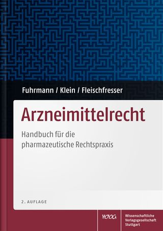 Cover für 'Arzneimittelrecht'