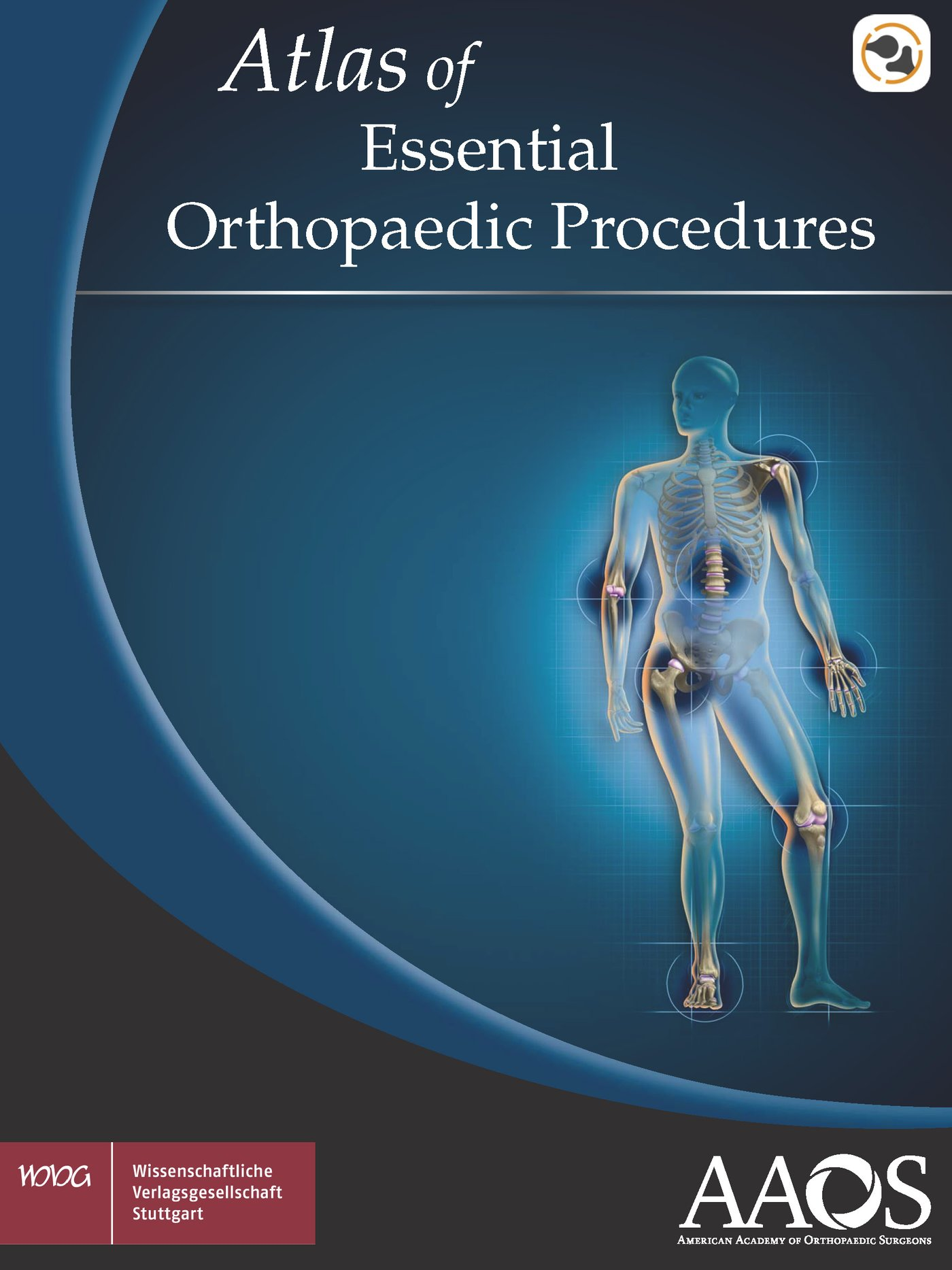 Cover für 'AAOS Atlas of Essential Orthopaedic Procedures'