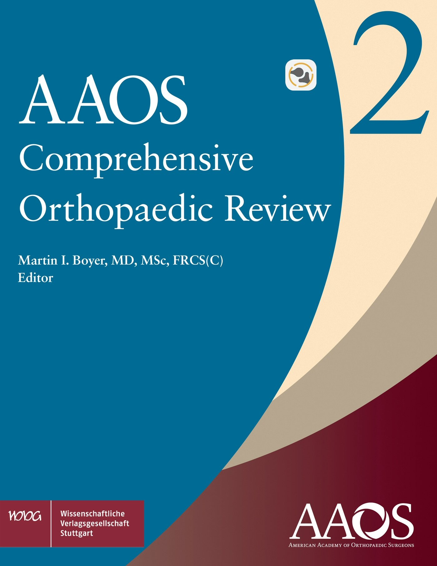 Cover für 'AAOS Comprehensive Orthopaedic Review 2'