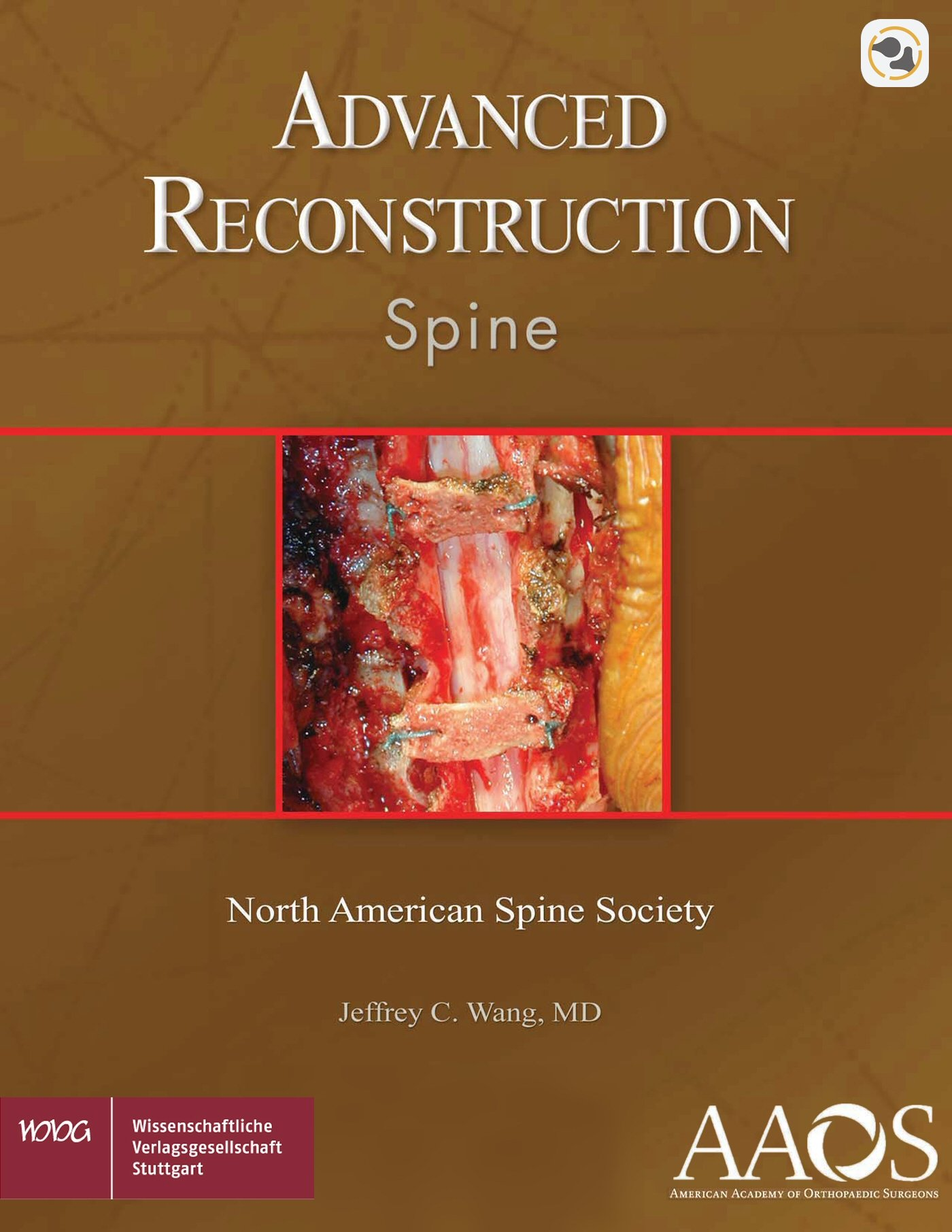 Cover für 'AAOS Advanced Reconstruction Spine'