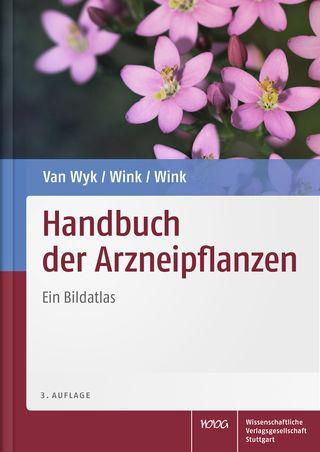 Cover für 'Handbuch der Arzneipflanzen'