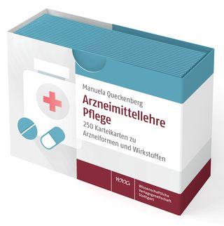 Cover für 'Arzneimittellehre Pflege'