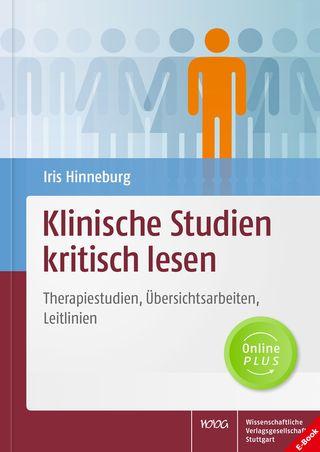 Cover für 'Klinische Studien kritisch lesen'
