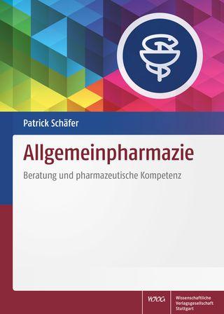 Cover für 'Allgemeinpharmazie'