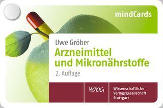 Cover für 'Arzneimittel und Mikronährstoffe'