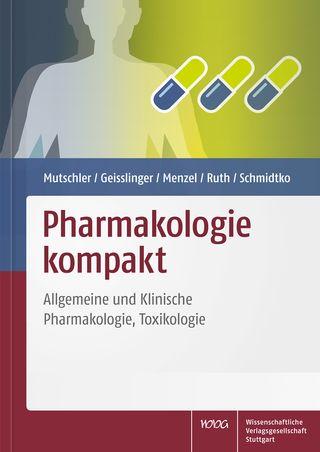 Cover für 'Pharmakologie kompakt'