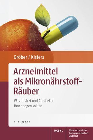Cover für 'Arzneimittel als Mikronährstoff-Räuber'