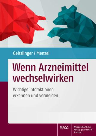 Cover für 'Wenn Arzneimittel wechselwirken'