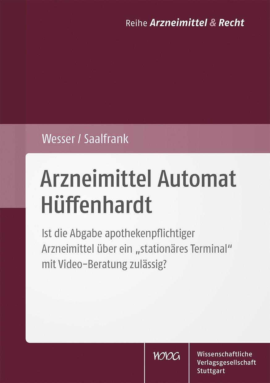 Cover für 'Arzneimittel Automat Hüffenhardt'