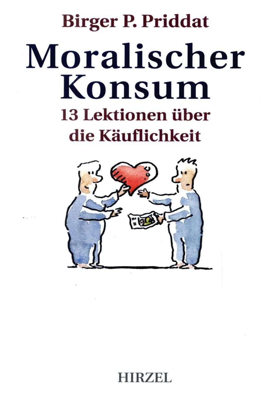 Cover für 'Moralischer Konsum'