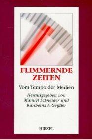 Cover für 'Flimmernde Zeiten'