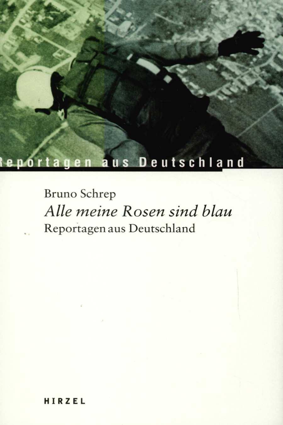 Cover für 'Alle meine Rosen sind blau'
