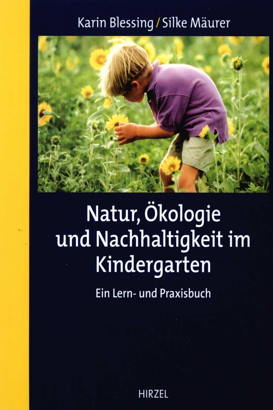 Cover für 'Natur, Ökologie und Nachhaltigkeit im Kindergarten'