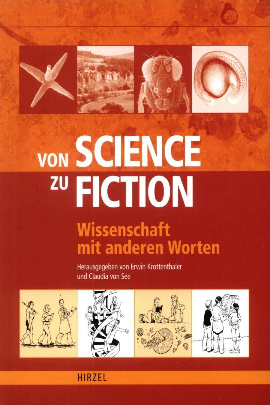 Cover für 'Von Science zu Fiction'