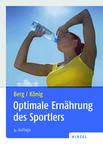 Cover für 'Optimale Ernährung des Sportlers'