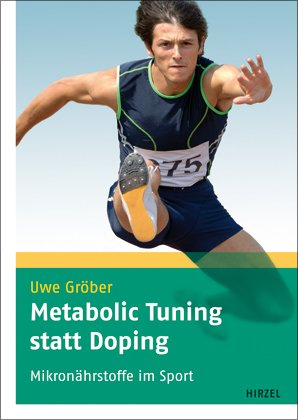 Cover für 'Metabolic Tuning statt Doping'