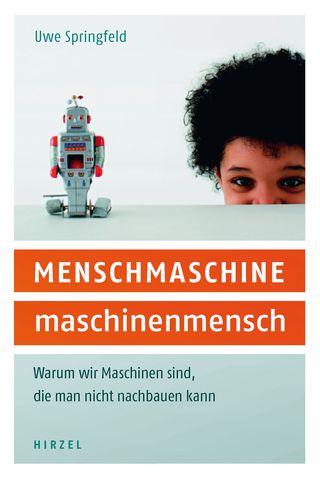 Cover für 'MENSCHMASCHINE - maschinenmensch'