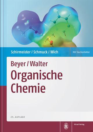 Cover für 'Beyer/Walter  Organische Chemie'