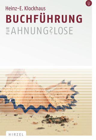 Cover für 'Buchführung für Ahnungslose'