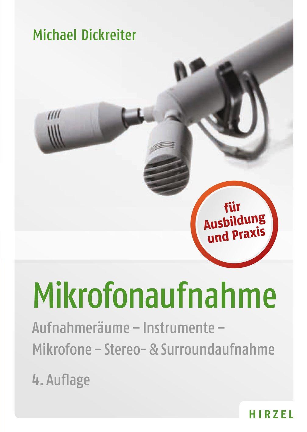Cover für 'Mikrofonaufnahme '