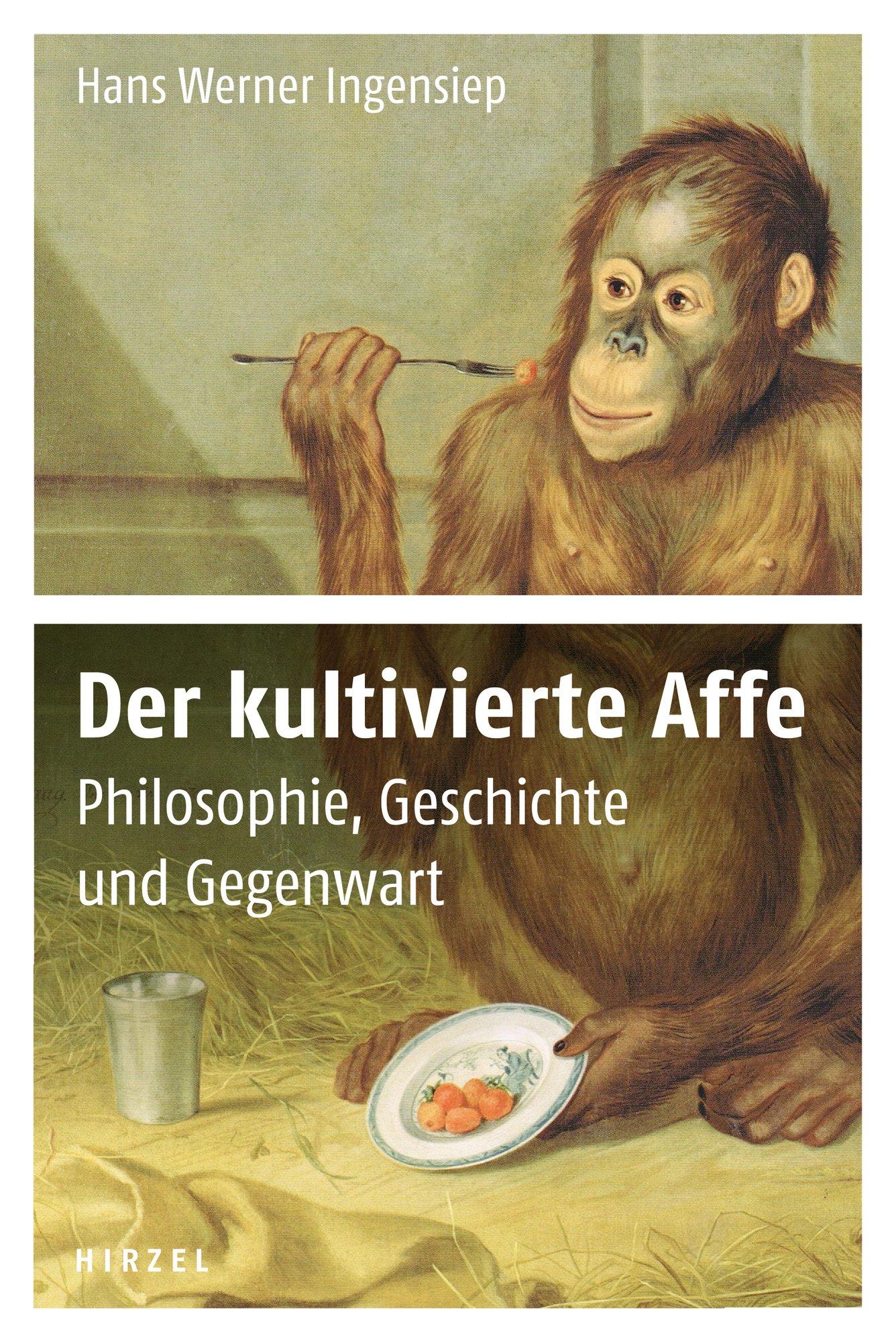 Cover für 'Der kultivierte Affe'