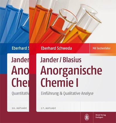 Jander on Package  Jander Blasius  Anorganische Chemie I   Ii   Buchoffizin De