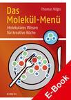 Cover für 'Das Molekül-Menü'
