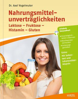 Cover für 'Nahrungsmittelunverträglichkeiten'