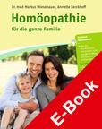Cover für 'Homöopathie für die ganze Familie'