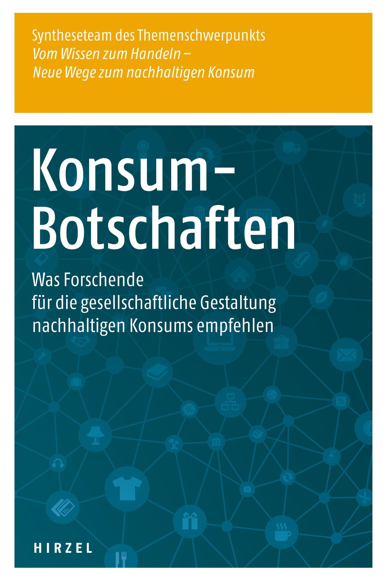 Cover für 'Konsum-Botschaften'