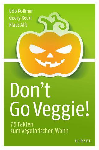 Cover für 'Don't Go Veggie!'